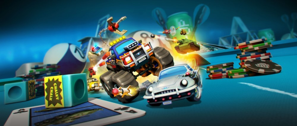 Micro Machines World Series - Testbericht