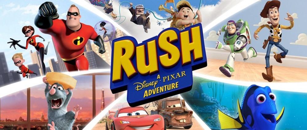 Rush: Ein Disney-Pixar Abenteuer - Testbericht