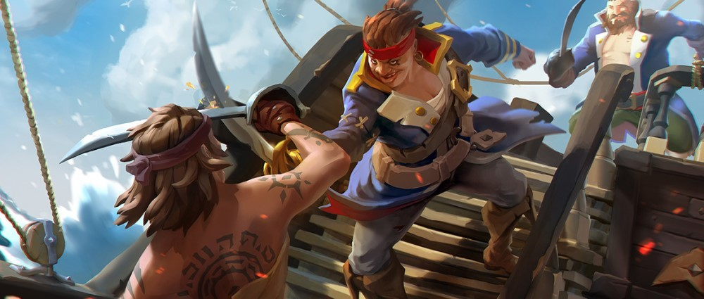 Sea of Thieves - Vorschau
