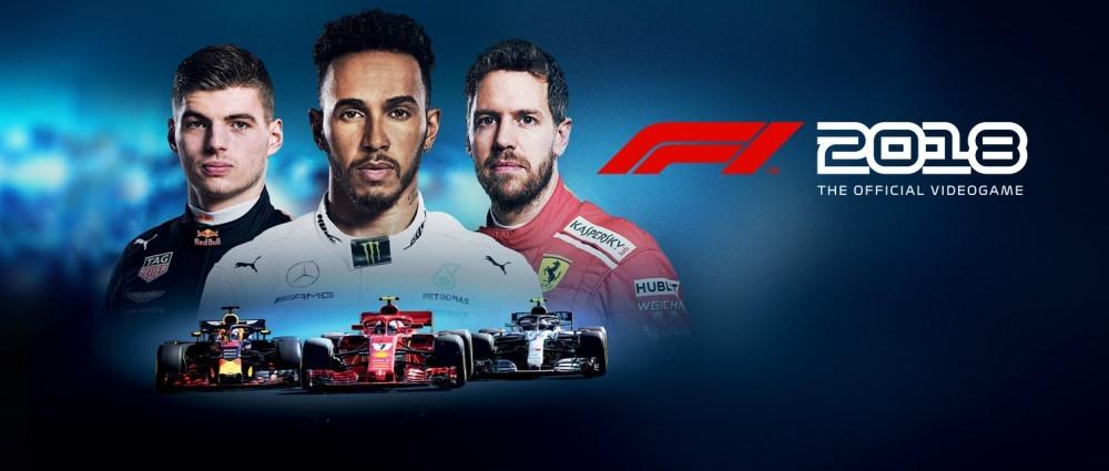 F1 2018 - Testbericht