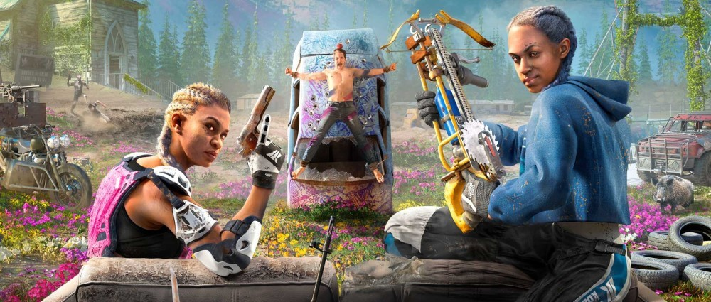 Far Cry: New Dawn - Testbericht