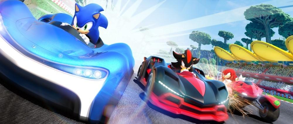 Team Sonic Racing - Testbericht