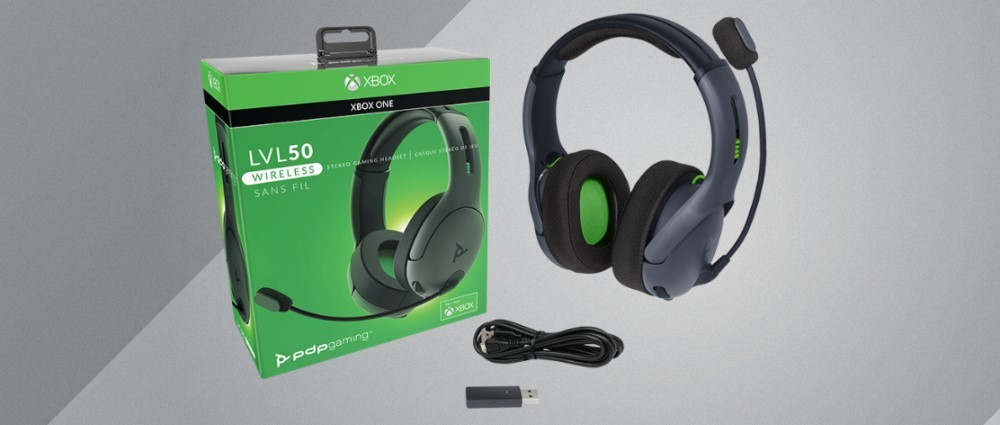PDP Gaming LVL50 Wireless - Vermischtes