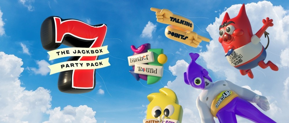 Jackbox Party Pack 7 - Testbericht