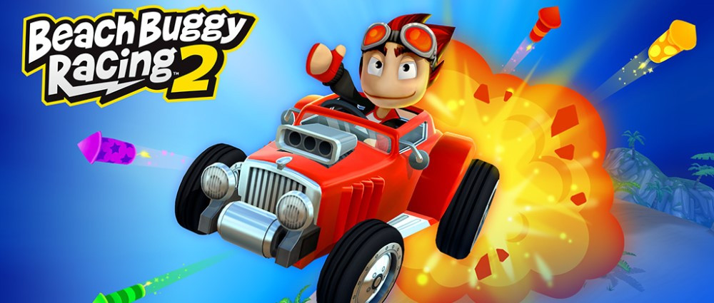 Beach Buggy Racing 2: Island Adventure - Testbericht