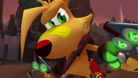 TY the Tasmanian Tiger