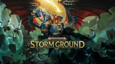 Warhammer: Age of Sigmar - Storm Ground
