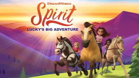 Spirit: Luckys großes Abenteuer