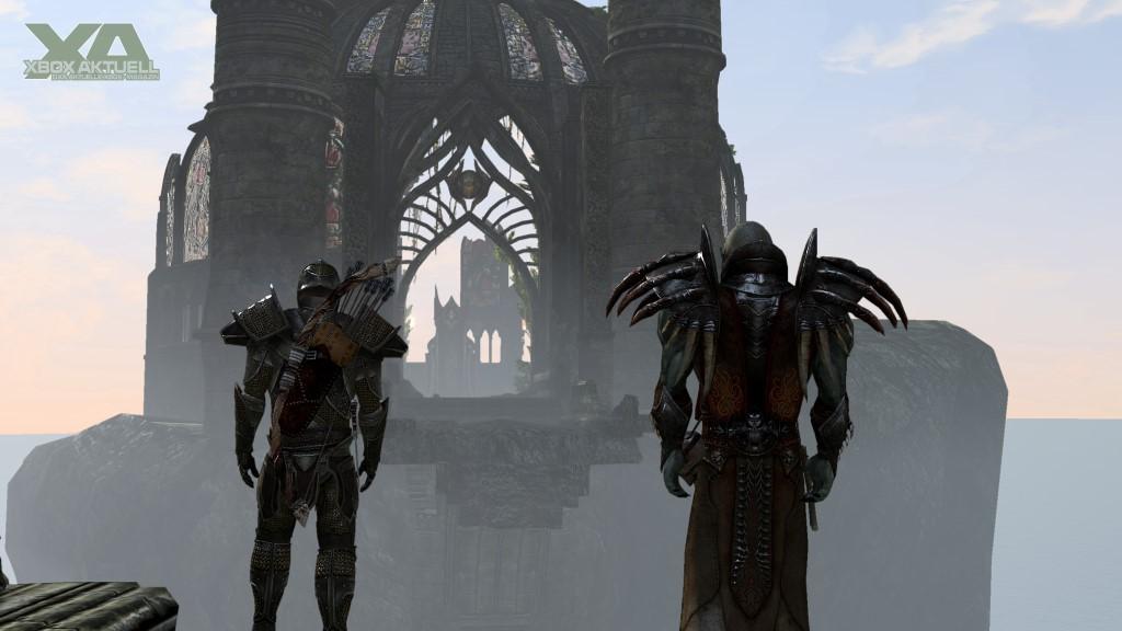 Скриншоты игры Two Worlds II.
