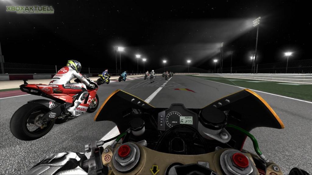 لعبة Moto gp 08