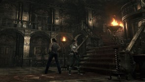 Resident Evil 0 HD