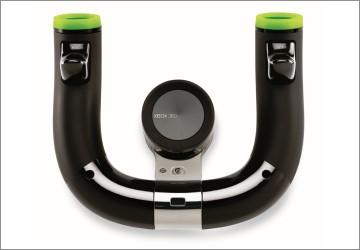 testbericht xbox 360 wireless speed wheel xbox aktuell. Black Bedroom Furniture Sets. Home Design Ideas