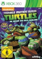 Teenage Mutant Ninja Turtles: Die Gefahr des Ooze-Schleims