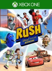 Rush: Ein Disney-Pixar Abenteuer
