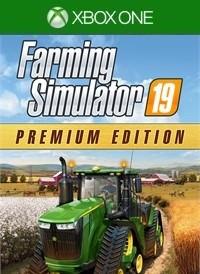 Landwirtschafts-Simulator 19: Premium Edition
