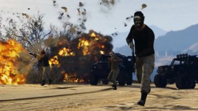 Grand Theft Auto V - Online-Heists-Trailer