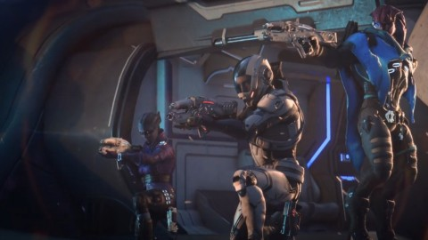 Mass Effect: Andromeda - Launch-Trailer
