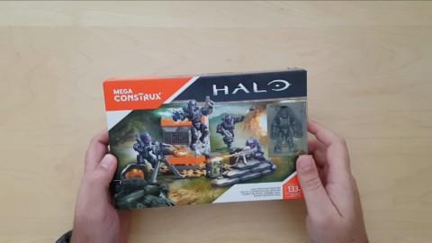 Mega Construx: Halo UNSC Fireteam Shadow - Unboxing und Gewinnspiel
