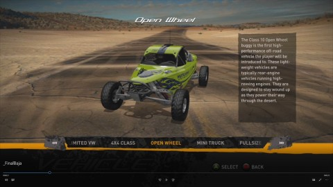 Baja: Edge of Control HD - Gameplay-Video