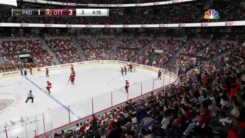 NHL 18 - Ottawa Senators Gameplay-Video