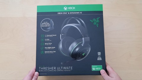 Razer Thresher Ultimate - Unboxing und Hands-on