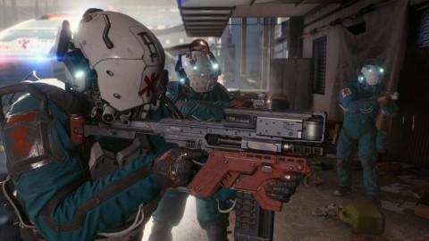 Cyberpunk 2077 - E8 2018 Trailer