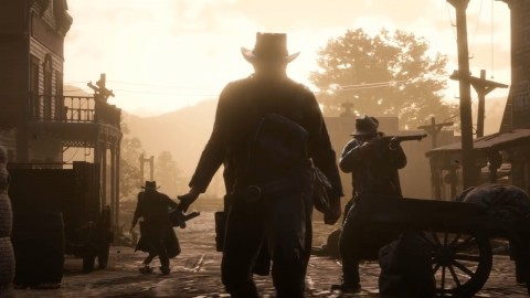 Red Dead Redemption 2 - Gameplay-Trailer