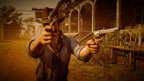 Red Dead Redemption 2 - Gameplay-Trailer 2