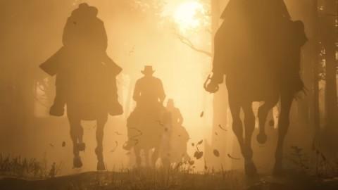 Red Dead Redemption 2 - Launch-Trailer
