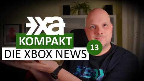 XA Kompakt - Folge 13 - Die Xbox-News der Woche