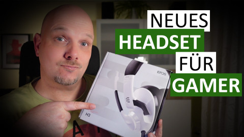 Gaming-Headset aus Dänemark: Epos H3 - Unboxing und Hands-on