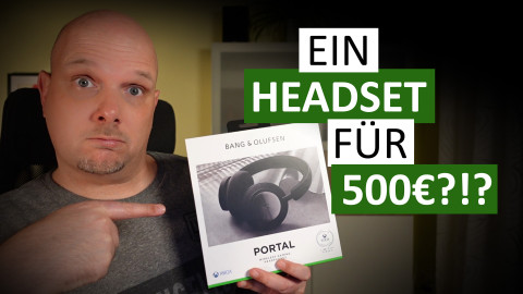 Teuer, teurer am teuersten: Bang & Olufsen Beoplay Portal - Unboxing und Hands-on