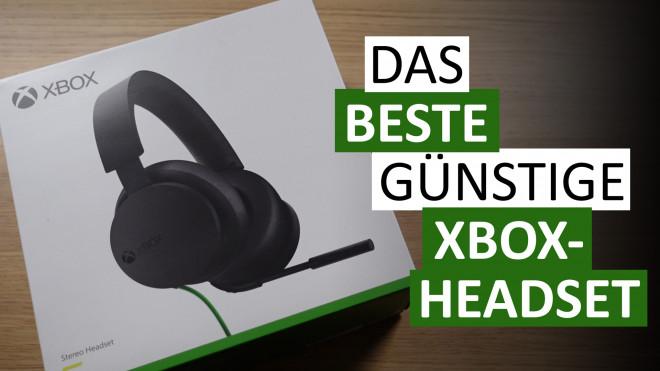 Gut und günstig: Das neue Xbox Stereo Headset - Unboxing und Hands-on