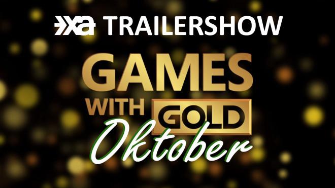 Xbox Games With Gold Oktober 2021 - Die Xbox Aktuell Trailershow