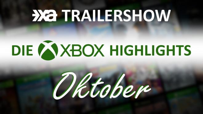 Xbox Spiele-Highlights Oktober 2021 - Die Xbox Aktuell Trailershow